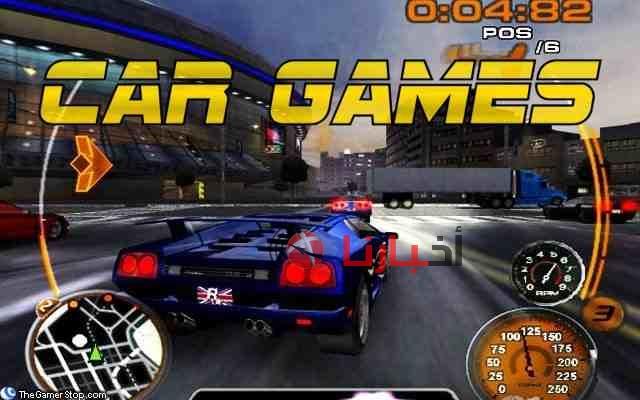ألعاب سيارات