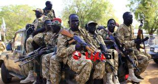 قوات الامن بجنوب السودان