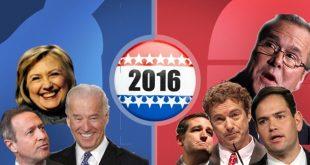 الانتخابات الأمريكية 2016