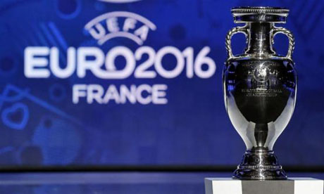 مباريات يورو 2016