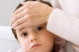 إصابة الأطفال بالنزلات المعوية