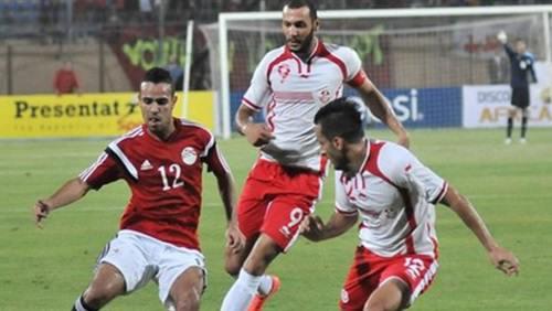 القنوات الناقلة مباراة مصر وتونس