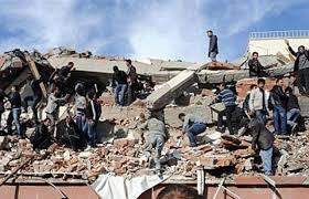 زلزال تركيا بقوة 6.2 ريختر