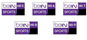 تردد قناة beIN SPORTS HD